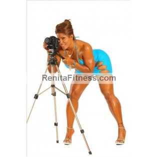 Renita Fitness 2010 Wall Calendar