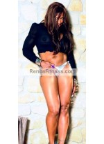 Renita Fitness 2011 Wall Calendar