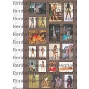Renita Fitness 2013 Poster Calendar