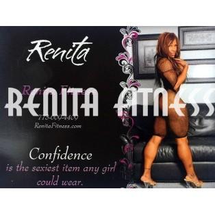 Renita Fitness Magnet
